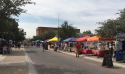 El Paso Downtown Artist and Farmer's Market