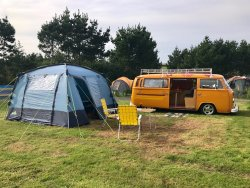 large pitches, suitable for families and a group of friends
