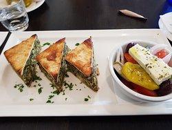 Excellent Greek Food
