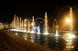‪Dancing Fountains, Batumi‬