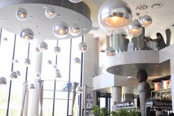 Kream restaurant, Mall of Africa