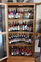 Many award winning wines.
