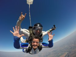 Vida Azul Paraquedismo