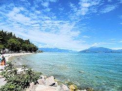 Spiaggia-Passeggiata delle Muse