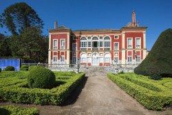 Palacio Fronteira - Palais des Marquis de Fronteira