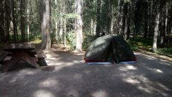 Perfect campground