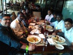 Exquisite & Bountiful Team Lunch @ VASCO'S
