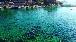 柏島の海です
