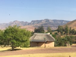 Amazing lodge close to the Drakensberge