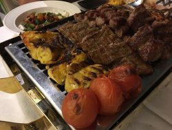 A traditional taste of Persia