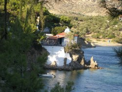 Agios Ermogenis Beach