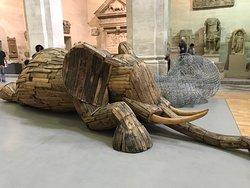 Les Eclaireurs Sculpteurs Africains