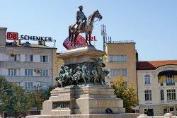 Statue of Tsar Alexander II