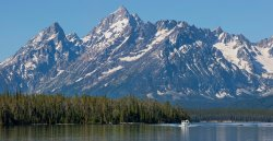 Grand Teton Lodge Company Lake Cruise