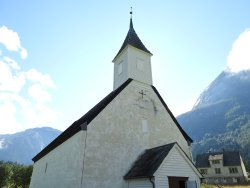 Eidfjord Church