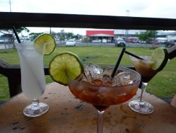 Cocktails on the Rocks
