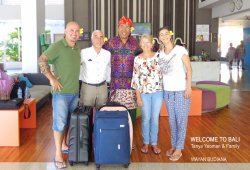Welcome to Bali Miss Tanya Yeoman & Family we wish you a very wonderful holiday (279900211)