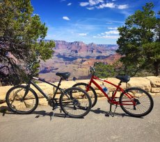 Bright Angel Bike Rentals and Tours