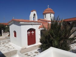 Monastery Evaggelistrias