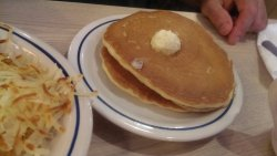 And of course pancakes!
