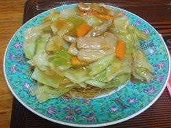 中華料理 西華