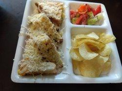 Corn Cheese Sandwich