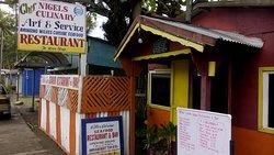Wilkes Cuisine Seafood Restaurant & Bar