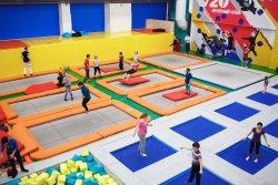 Sports Trampoline Club 720