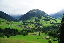 Zweisimmen - Rinderberg - Hornberg- Schonried