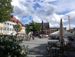 Schweinfurt Rathaus