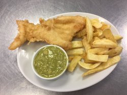 Oliver's Fish & Chips TAKEAWAY & RESTAURANT
