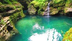 Kangcalanog Falls