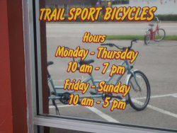 Trail Sport Bicycles