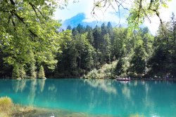 Nature Park Blausee