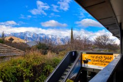 Remarkables! View from the 2nd Floor =)