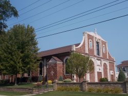 Immaculate Conception Church Iron Mountain