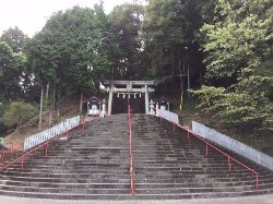 Tsunomine Shrine