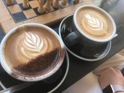 The Black Market Espresso Bar