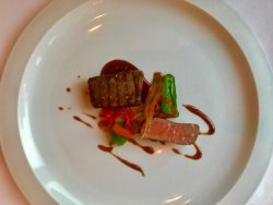 Exceeded expectations from a Michelin starred restaurant