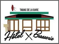 Hôtel Brasserie - Tabac de la Gare