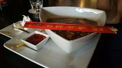 Chicken Udon - Yum Yum