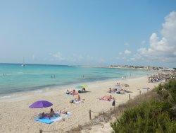 Playa de Sa Rapita
