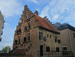Rijksmonument Besiendershuis Nijmegen