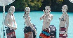 RITC - Rock Island Tour Company - Day Tour in Palau