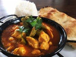 Chicken & Green Bean Curry