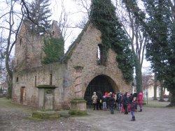 Voppstedter Ruine