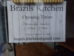 Brazils Kitchen