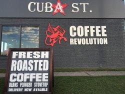 Cuba Street Espresso Flagship
