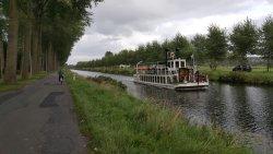 Paseo junto al canal desde Brujas hasta Damme