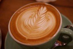 A nice cafe.